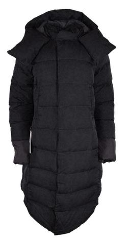 The North Face Womens Cryos Parka Black L 800 Fill Goose Dow