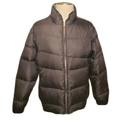 Woolrich Womens Size Large Duck Down Quilted Puffer Jacket C