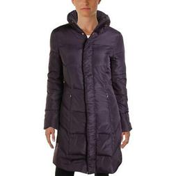 Ellen Tracy Womens Winter Down Puffy Parka Coat Outerwear BH