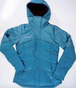 Columbia Womens XS S First Tracks 550 Down Jacket Omni Heat