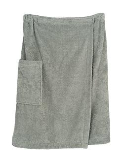 TowelSelections Men's Wrap, Shower & Bath, Terry Spa Towel S