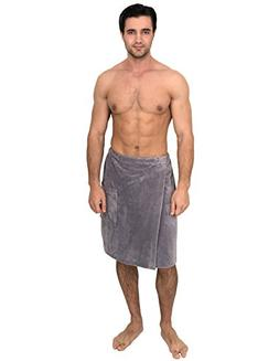 TowelSelections Men's Wrap, Shower & Bath, Water Absorbent C